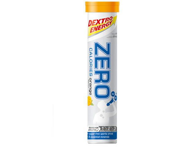 Dextro Energy Zero Calories Electrolyte Tabs 20x4g Orange